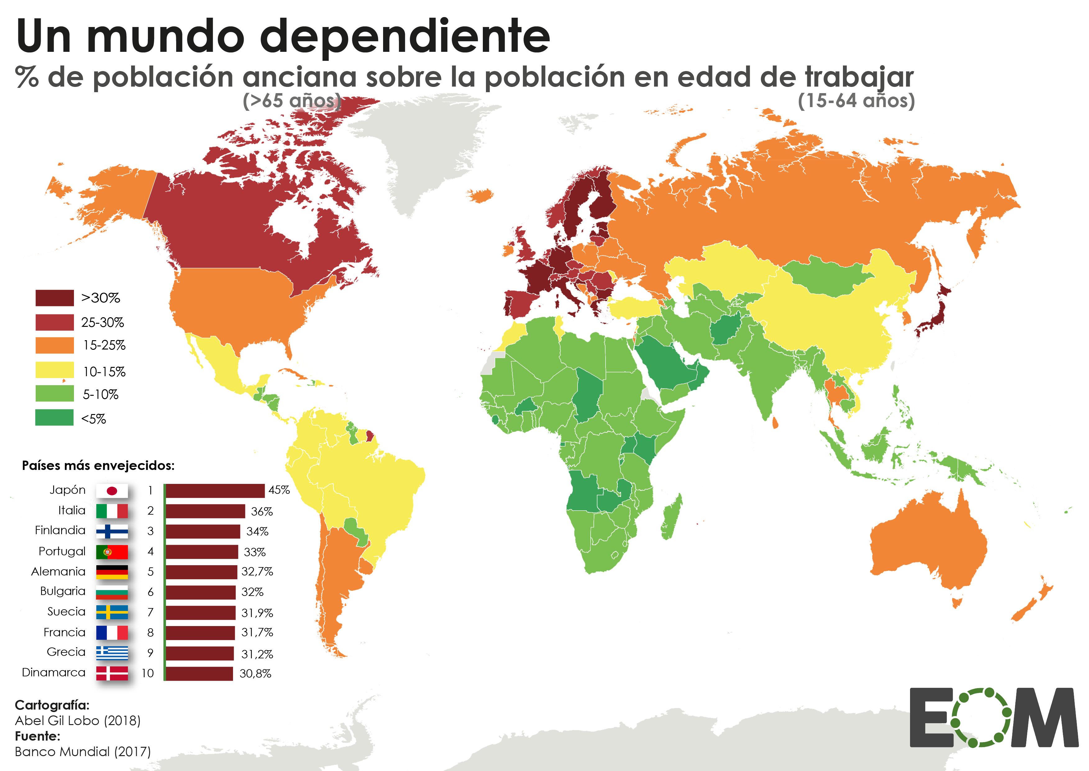 Mundo-Sociedad-Demografía-Salud-Dependencia-de-los-países-de-la-población-anciana