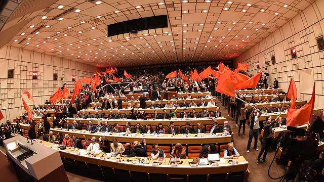 20 IMCWP, Opening Speech by the GS of the CC of the KKE, Dimitris Koutsoumpas