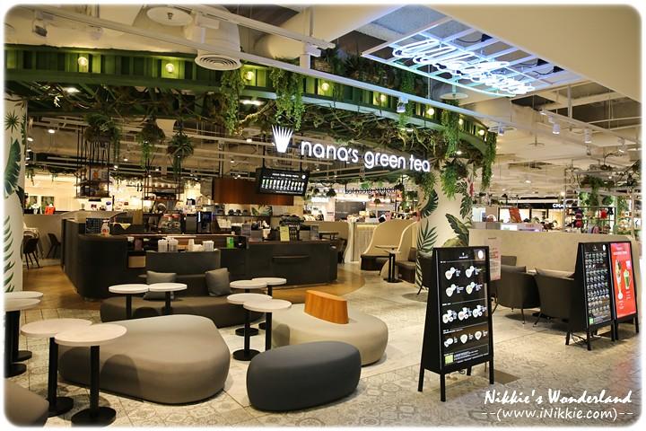 nana's green tea 日本抹茶專賣 高雄 漢神巨蛋店 5樓