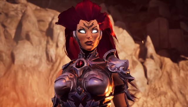 Darksiders 3 - Controls