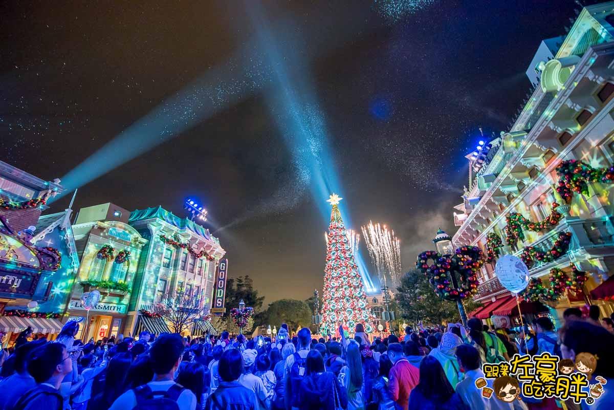 2019香港迪士尼樂園(聖誕節特別活動)-208