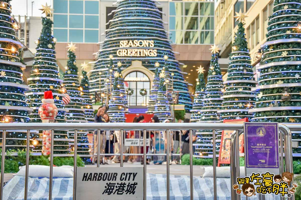 香港聖誕節 尖沙咀海港城聖誕裝飾-15