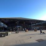 Preston market scene