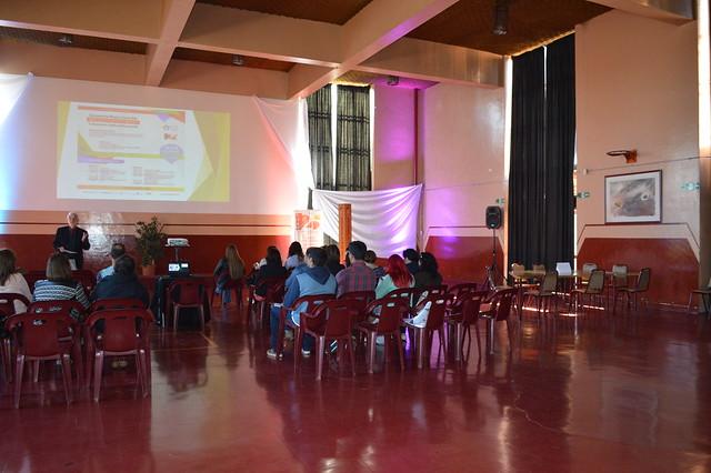 Encuentro de Escuelas líderes Macro Zona Sur