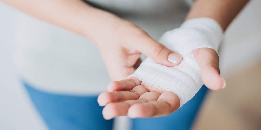 un-bandage-électrique