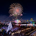 Tokyo Odaiba Rainbow Fireworks 2018 (December 1st)Tokyo Odaiba Rainbow Fireworks 2018 (December 8th)