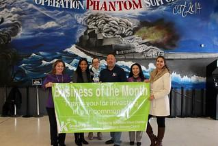 December BOM: Operation Phantom Support