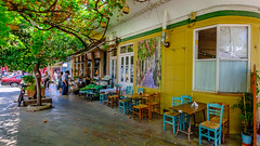 Chios Town, Chios Island, Greece