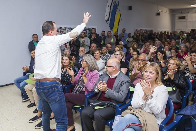 Elección candidato a la alcaldía Roque Aguayro Agüimes 2019