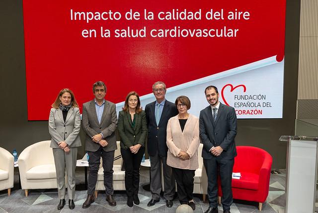 Impacto de la calidad del aire en la salud cardiovascular