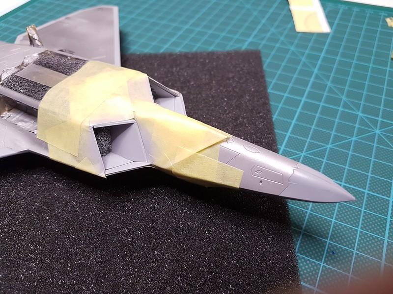 Academy 1/72 F-22A Air Dominance Fighter - Sida 5 46409634311_079506ed22_c