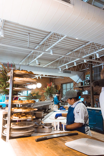 Hall's Pizza Kitchen - Regan Shorter
