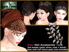 Bliensen - Gaia - Hair Accessories