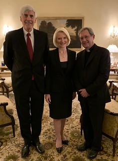 Reception in Honor of Vatican Water Conference