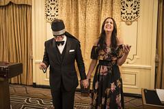 Wed, 2018-08-22 08:51 - The Magic Parlour starring Dennis Watkins - 2018 - 004 - photo by Rich Hein