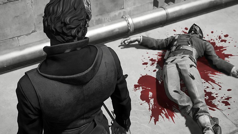 Dishonored2_FreeUpdate_BlackandWhite