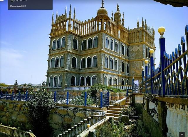 4850 Al-Maqar Palace in Namas, Saudi Arabia – a fantasy palace in real life 02