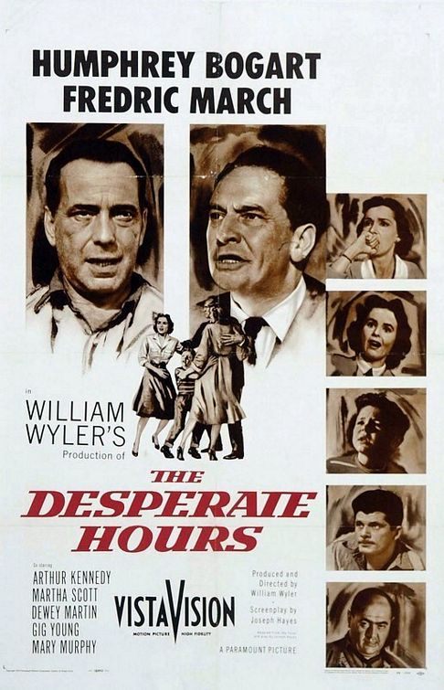 The Desperate Hours - Poster 3