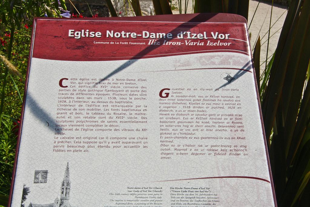 Eglise ND d'Izel Vor