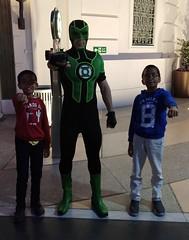Green Lantern at Warner Bros World (6)