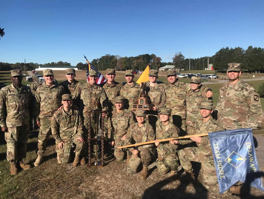 Army ROTC takes first place in grueling Ranger Challenge