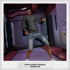 Sync'D Motion__Originals - Excited Pack