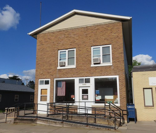 Post Office 54459 (Ogema, Wisconsin)