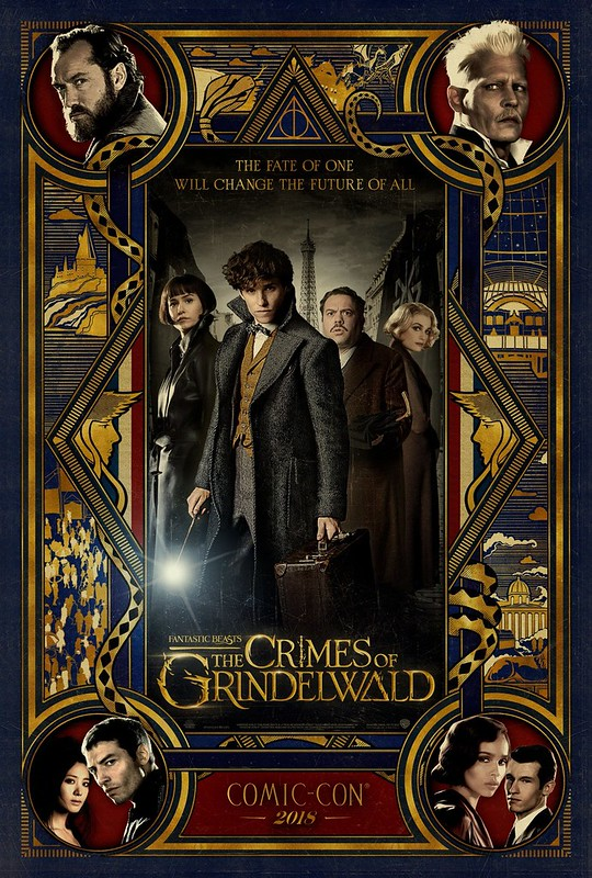 Fantastic Beasts 2 - Poster 2