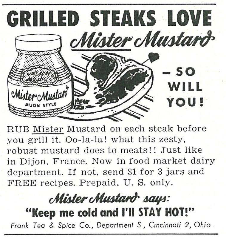 Mister Mustard 1955