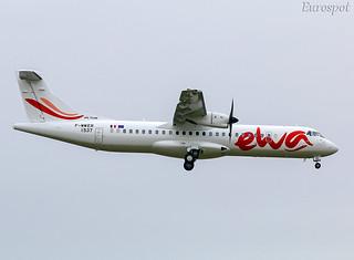 F-WWER ATR72 EWA