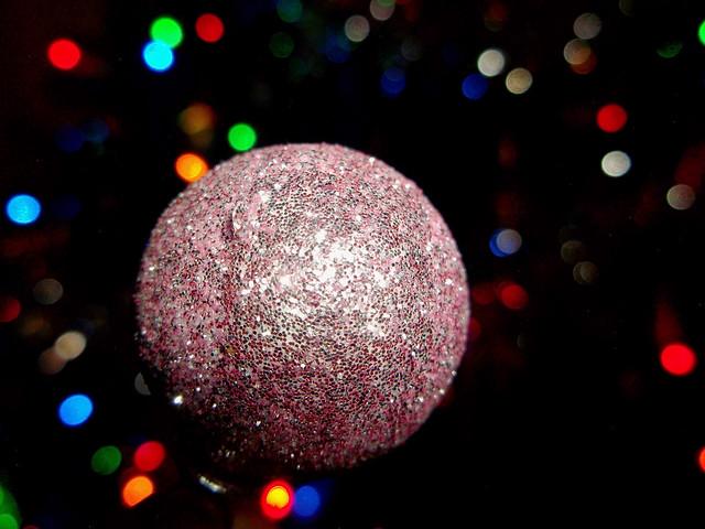 Christmas lights, Fujifilm FinePix AX300