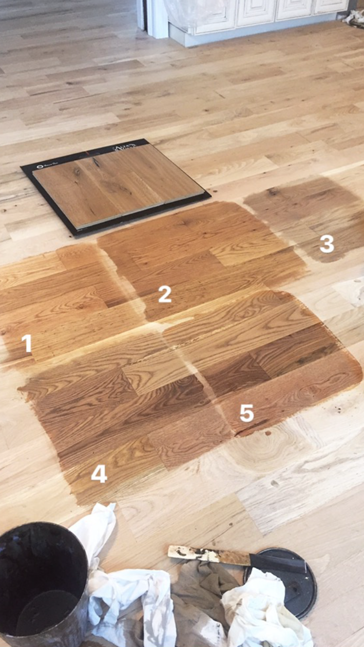 Behind The Scenes Hardwood Floor Installation