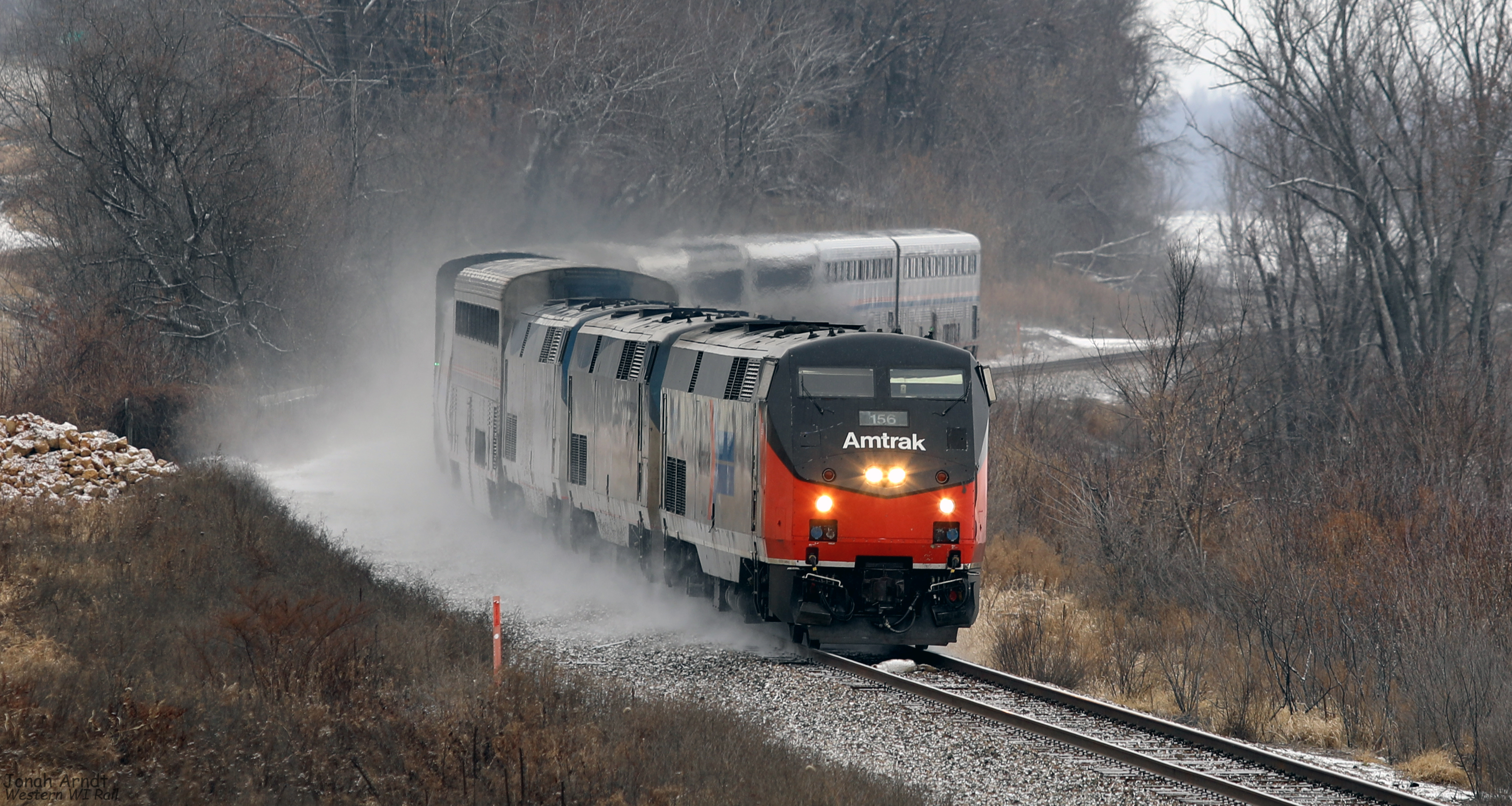 Amtrak 156
