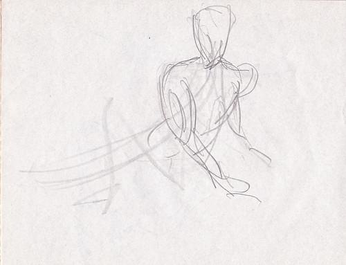 Life Drawing - 1