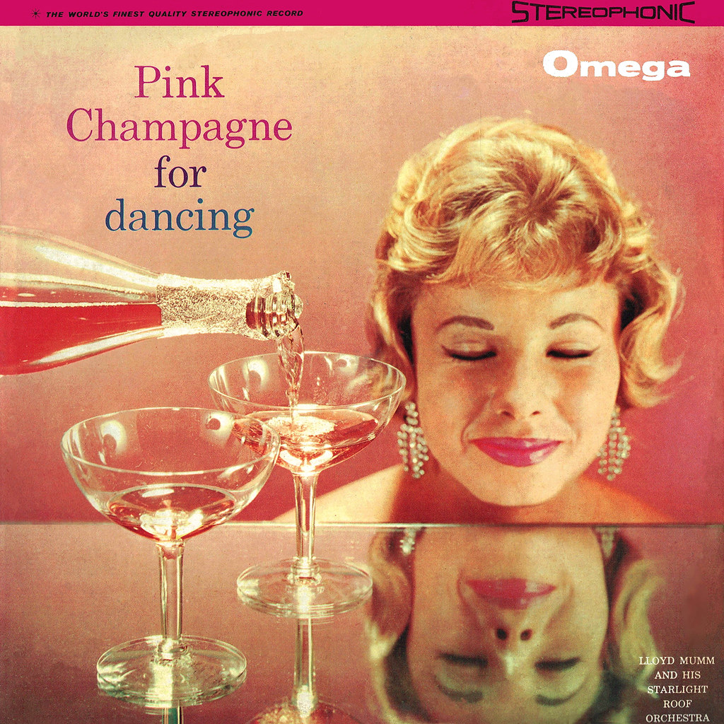 Lloyd Mumm - Pink Champagne for Dancing