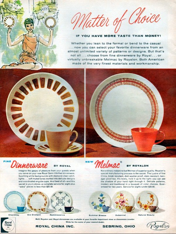 Royal China 1961