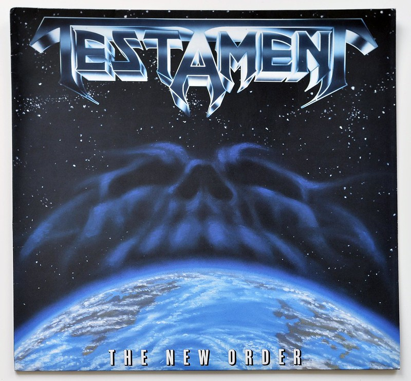 A0562 TESTAMENT The New Order