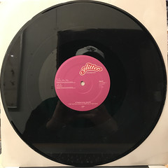 MARIAH CAREY:GLITTER(RECORD SIDE-D)