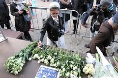 Herdenking slachtoffers aanslag in Nieuw-Zeeland