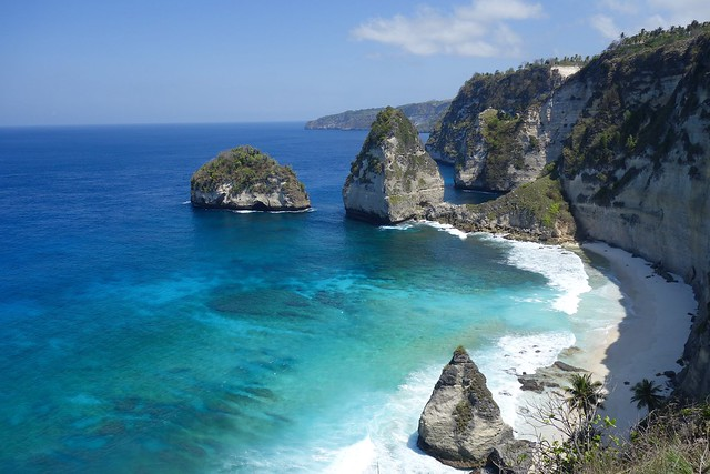 印尼不是只有峇里島!珀尼達島秘境探索之旅