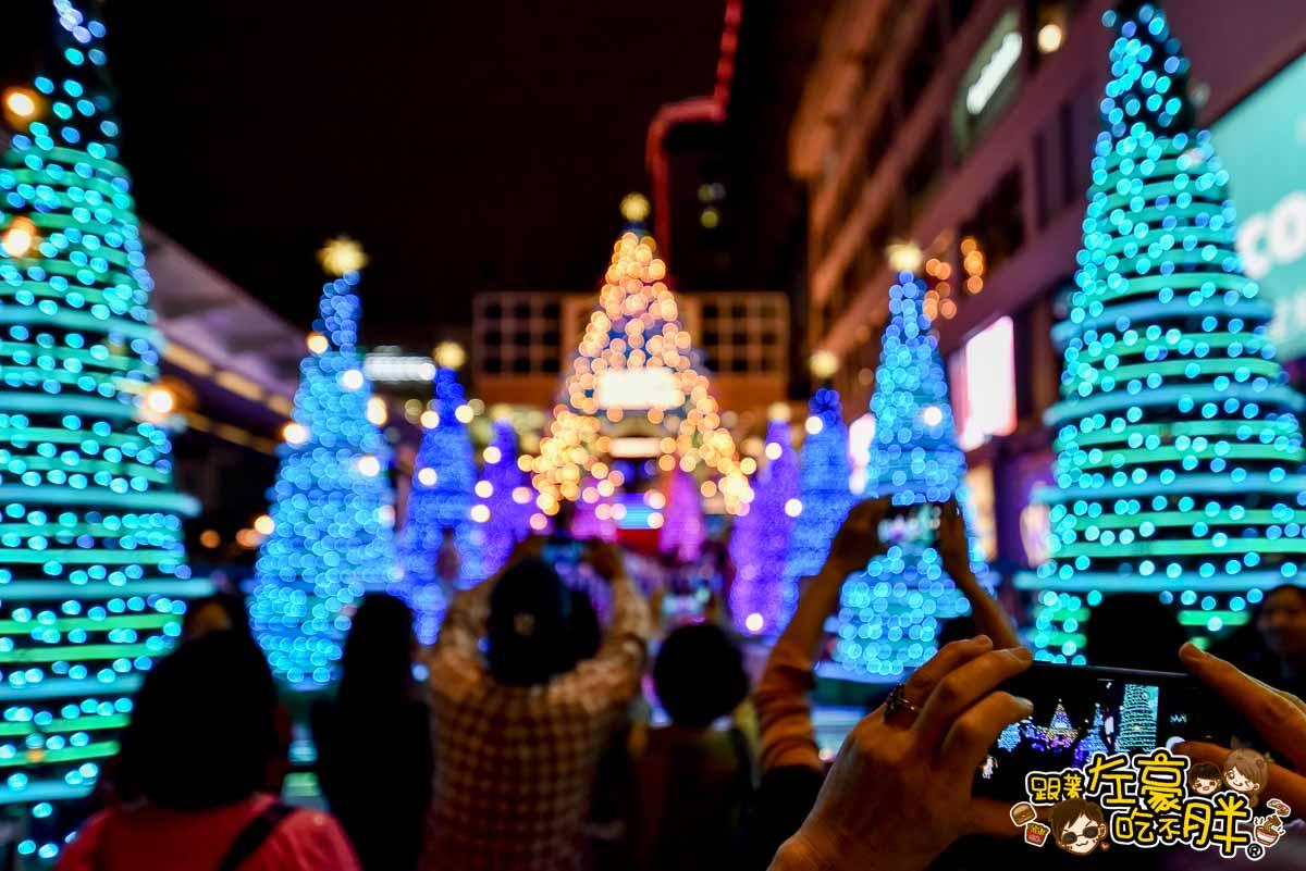 香港聖誕節 尖沙咀海港城聖誕裝飾-49