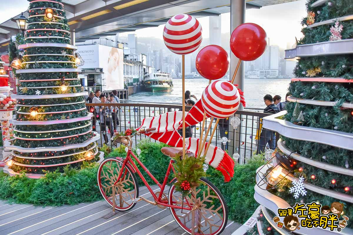 香港聖誕節 尖沙咀海港城聖誕裝飾-21