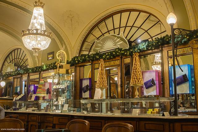 Gerbeaud Café, Leggende di Budapest