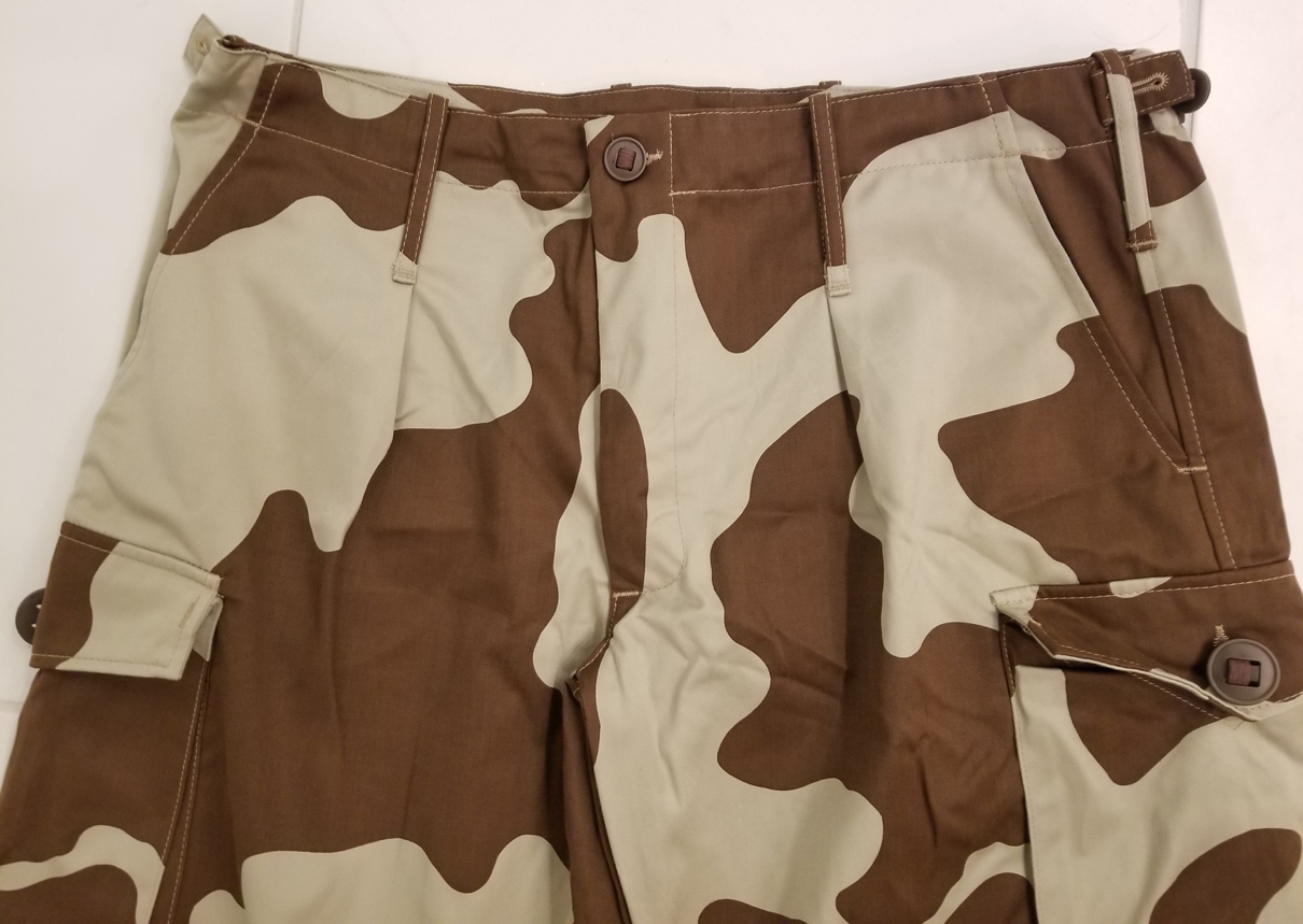Tunisia - Groupement Territorial Saharien (GTS) Camouflage Trousers  44473791310_53e7db7c04_o