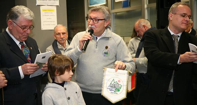Coro Alpe di Saronno Municipio di Saronno 21 Dicembre 2018