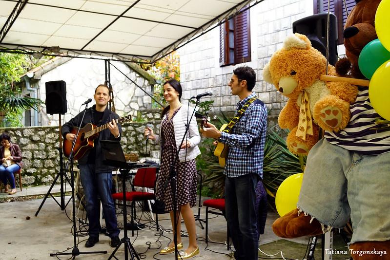 Концерт в рамках фестиваля
