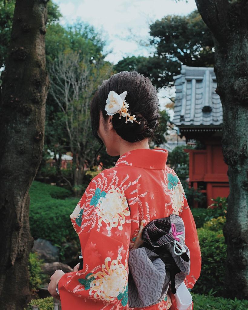 Bucket List: Kimono Experience Japan via Klook