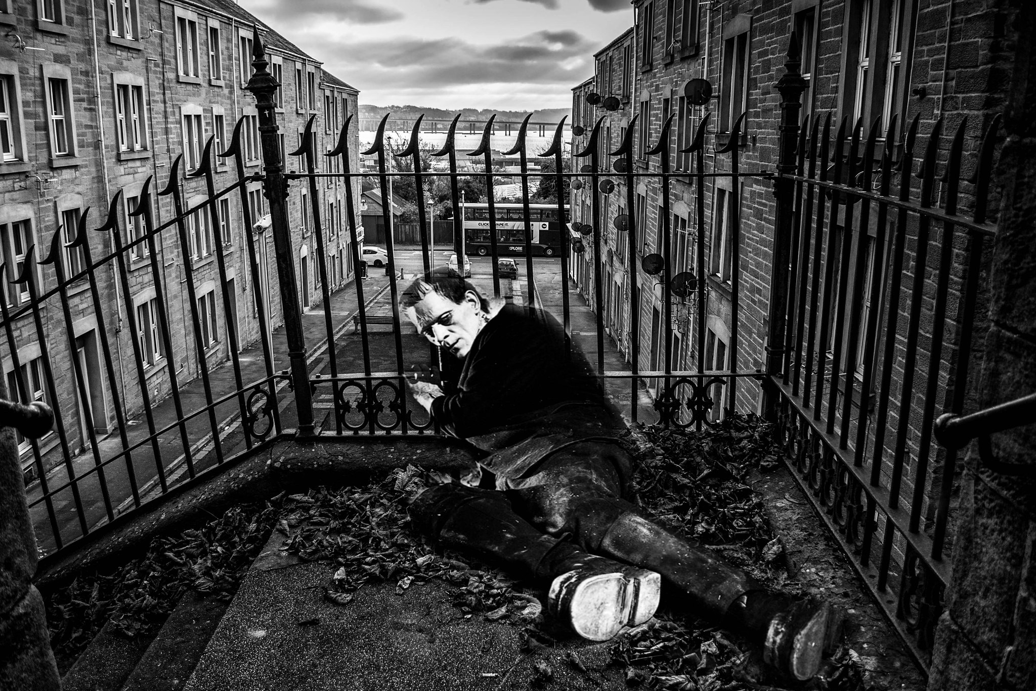 Frankenstein Stairs, Dundee