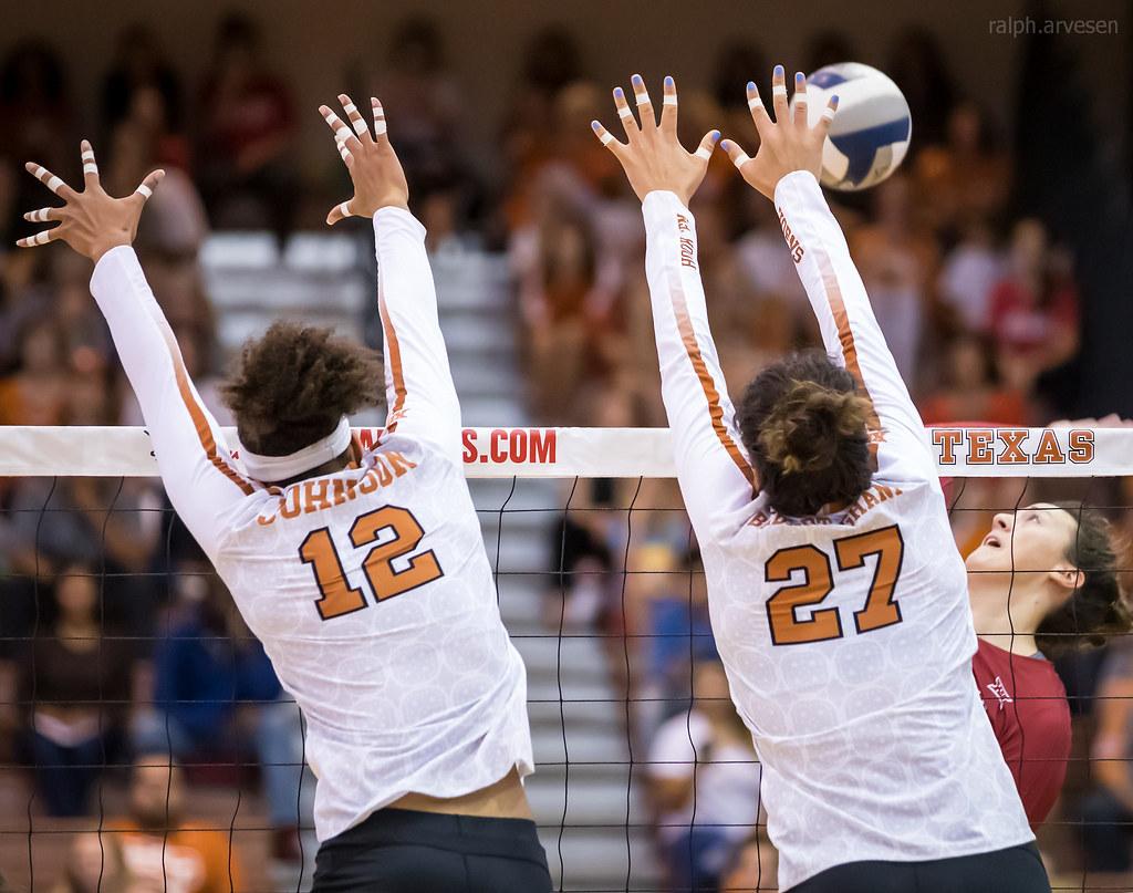 Texas Longhorn Volleyball