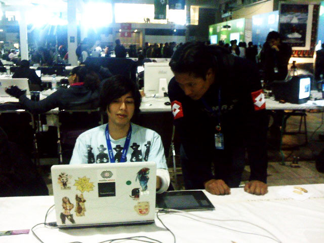campus party mexico 2009